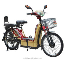 NEW! 500W Ebike with Long Range and Heavy-loading Capacity - China Electric Bicycle (ML-HJJ)