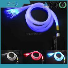 5W LED ceiling star color changing fiber optic light