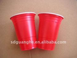 14 oz PS disposable plastic mugs and cups