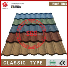 Stone Coated Metal Roof Shingles| Metal Roof Tile|Aluminum Zinc Steel Roof Tile
