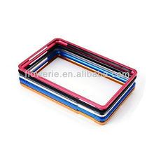 FL503 low price metal frame cover design for ipad mini bumper
