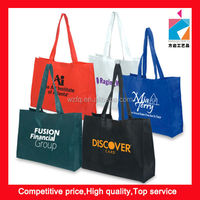 Reusable Eco Shopping Non Woven Fabric Bag