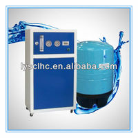 Philippines commercial RO water filter with UV lamp for building
