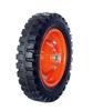 solid rubber wheel rubber tire for wheelbarrow 4.00-8