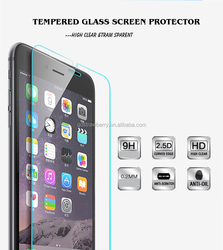 2015 new premium tempered glass film free government touch screen phones for iphone 6 mobile phone accessories