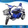 battery operated tricycle motorcycle in india for passenger