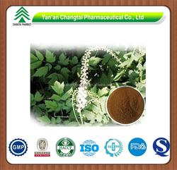 GMP factory supply Herb Black Cohosh P.E.Triterpene