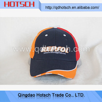 Classical design six panels vintage fitted baseball cap