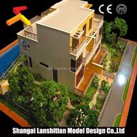 2015 miniature model, Public Building Design