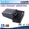 HDMI 1.4 Extender to 60m & HDMI over lan Extender cat5eX1/ cat6