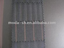 100% wool worsted suit fabric high quanlity and fashion 26