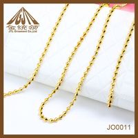 China Supplier Wholesale New Gold Neck Chain Design