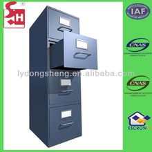 Cheap 4 Drawer Steel Filing Cabinet, Metal Drawer Cabinet,Vertical File Cabinet