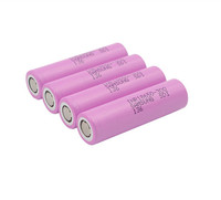 30A High Drain Authentic Samsung 30Q 18650 li-ion Battery 3000mah for e cigarette