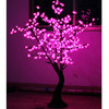 For outdoor decoration tree shape with cherry flower
