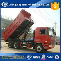 Competitive advantage camc 20 ton 25ton 30 ton 35t 40tons 45 ton big dump truck for hot sale