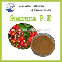 Organic Guarana Extract powder for Guarana Energy Drink