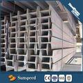 Especificación de Viga I de acero