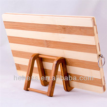 2015 HEHE bamboo kitchenware chopping board cutting board