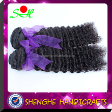 Original Untreated European Virgin Hair Deep Wave