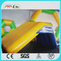 CILE Fun Inflatable Water Slide Climbing Equipment for Water Game