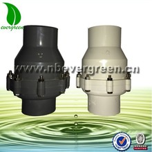 ANSI, DIN,BS, JIS,CNS Standard plastic check valve