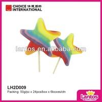 LANTOS 50g decorated lollipop candy