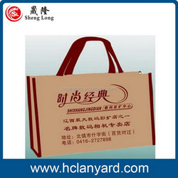 Cheapest stylish manufacturing foldable non woven bag