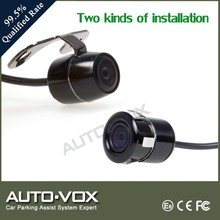 Two ways installation reversing camera with super night vision