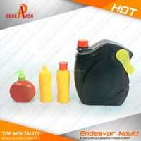 Custom make HDPE Plastic Blow molding