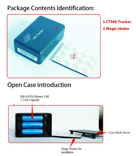 mini gps tracker batterie longue dur e gps tracker pour pr ts de voiture d 39 actifs ct 500 gps. Black Bedroom Furniture Sets. Home Design Ideas