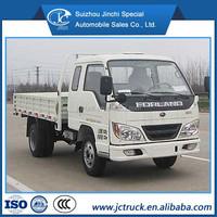 Foton 4X4 mini cargo truck