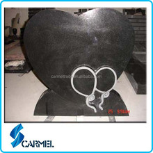Cheap heart shape tombstone pictures