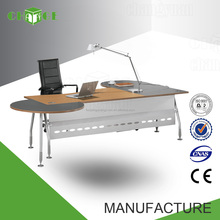 Direct factory modern office furniture L shaped executive office desk