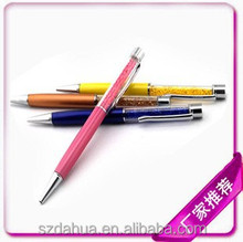 Hot selling customized Crystal Pen,swarovski crystal pen
