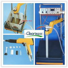 most classic manual electrostatic painting machine , hand powder spray gun for sale