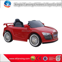 kids ride on car audi 2015 new design kids ride on toy car with remote control.made in china.