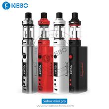 Newest!!! Kangertech TOPBOX Mini 75W TOPBOX MINI TC starter kit alibaba express kanger topbox mini