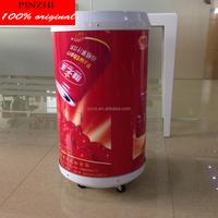 Beverage fridge beer cooler box ice barrel cooler