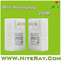 Best hign quality powerline network adapter homeplug with OEM/ODM