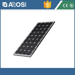 2015 Arosi Home use poly/mono solar panels 18V 90W solar modul canadian solar, solar panel manufacturers in china