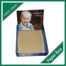 CHAMPIONSHIP DISPLAY BOX CUSTOM MADE DECORATIVE CARDBOARD DISPLAY BOX