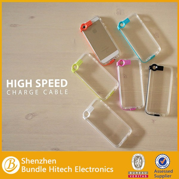 new product for iphone 5 led case,While Calling and flash led light case for iphone 5