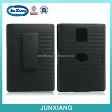 China supplier Belt clip holster phone case for Blackberry passport
