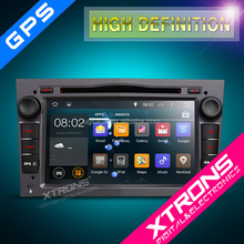 XTRONS PF71OLOA-G 7 inch Android 4.4.4 Kitkat Quad-core Car Stereo for opel astra with GPS navigation WIFI 3G