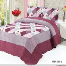 Excellent material textile cheap healthy famous brand bedding set