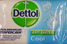 Dettol Organic Bar Soap