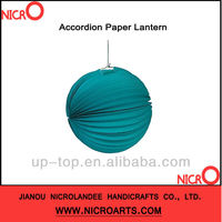 Perfect Deco For Party!!!Colorful Accordion Paper Lantern