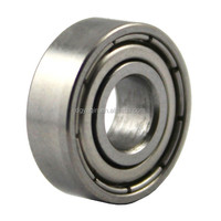 S697ZZ Bearings 7x17x5 mm 697ZZ Stainless Steel Ball Bearings