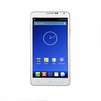 5.5 inch quad core flip dual sim clone mobile phone with long battery life